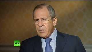 Сергей Лавров: Изоляция - это термин, придуманный нашими западными партнерами