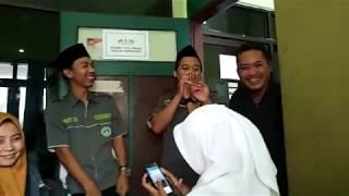 """Training motivation """"game Asah Otak"""" oleh rekan Eko Setiawan ketua 1 PC. IPNU Lamongan"""