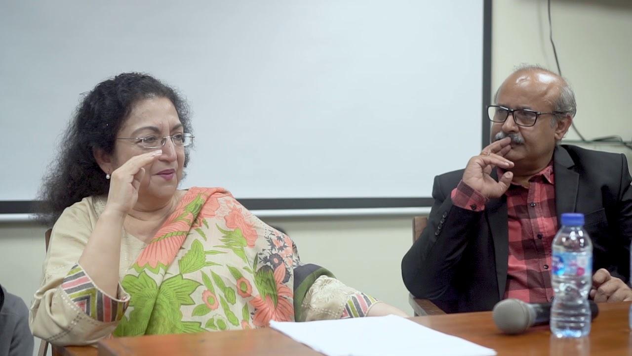 Ham-`asr Urdu Afsana: Nilofer Iqbal in Conversation With Zahid Hussain