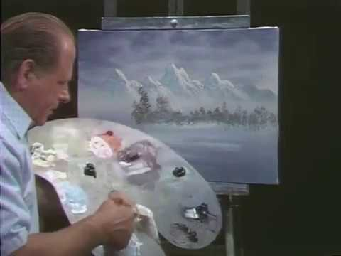 Where Are All the Bob Ross Paintings? We Found Them.