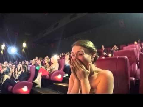 1063FM's Ck and Josh - 50 Shades of Grey cinema wedding proposal! by Nico Poorta Wedding Videos