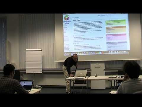 The Information Workbench - Linked Data and Semantic Wikis in the Enterprise