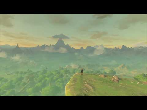 Zelda : Breath of the Wild In-Game 24 Hour Day / Night Cycle