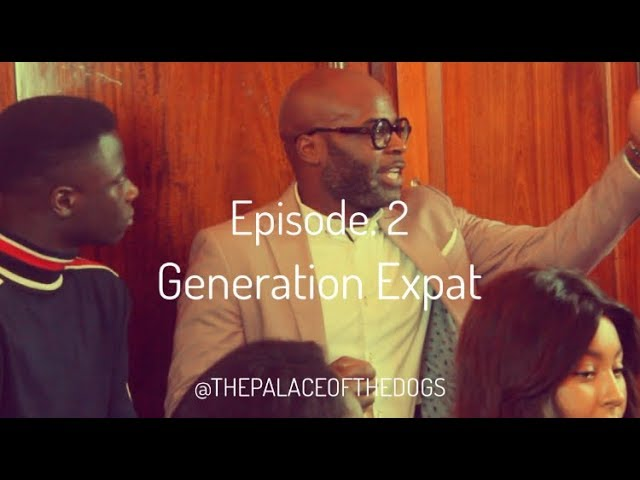 EP.2: GENERATION EXPAT – (Black Theatre Talks)