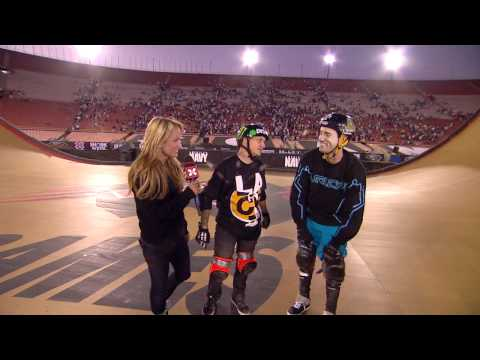 X Games - Jake Brown Big Air Gold Medal Run - X Games 16