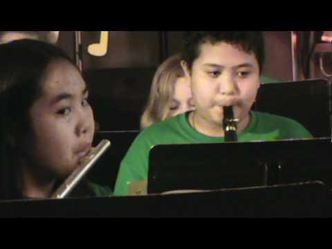 Arbor Park Middle School Spring Band Concert