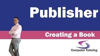 Erstellen Sie ein Buch-Cover in Publisher