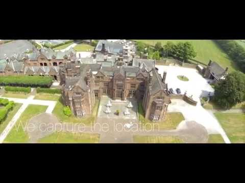Aerial Showreel Thornton Manor Weddings