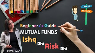 Mutual Fund for Beginners | Direct vs Indirect Mutual Fund | How to Invest in Mutual Funds/SIP