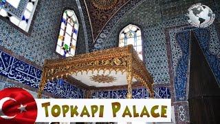 Palacio Topkapi y Harem. Estambul, Turquía 2014