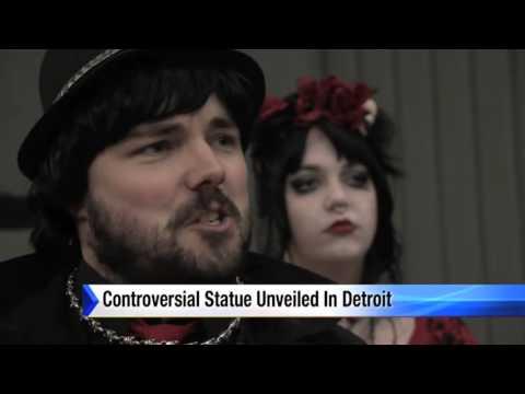 Weird Satanist Guy