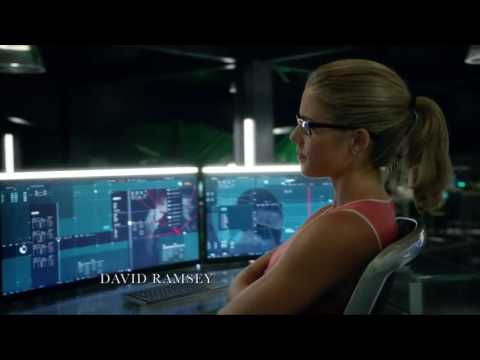 Arrow: S5E2 - Curtis Fails At Salmon Ladder / Diggle In Army