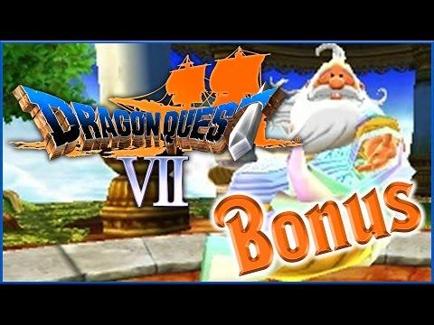 Dragon Quest VII 3DS - Bonus-Dungeons