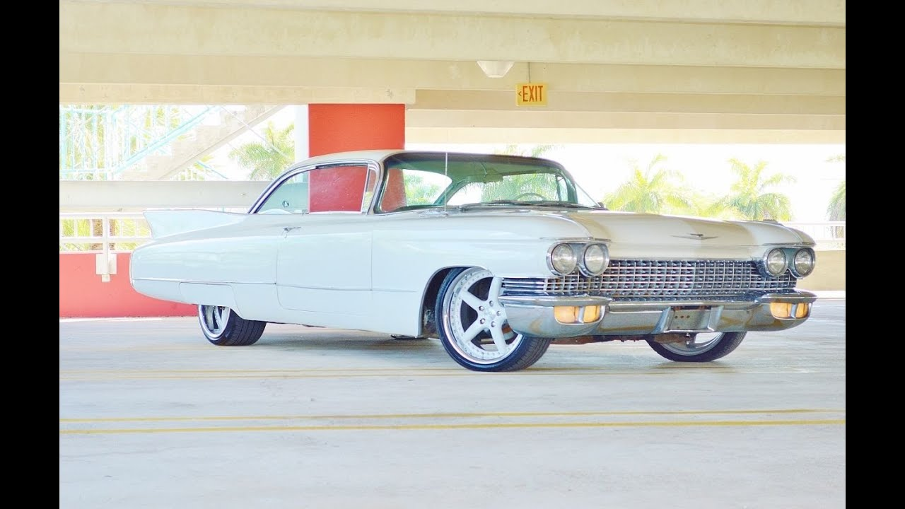 1960 Cadillac Coupe Deville For Sale: 1960 Cadillac Coupe Deville Perfectly Stanced For Sale