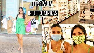 DIA DE COMPRAS CONMIGO + TIPS PARA HACER COMPRAS INTELIGENTES  🛍️ Bessy Dressy