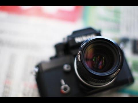 Nikon F2 Photomic AS + Ai Nikkor 35mmF2