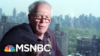 Barnicle: Jimmy Breslin 'Was A Magical Writer' | Morning Joe | MSNBC
