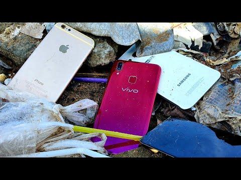 RESTORE smartphone VIVO ! restoration vivo phone Y95 ! Rebuild Broken Phone ( repair phone )