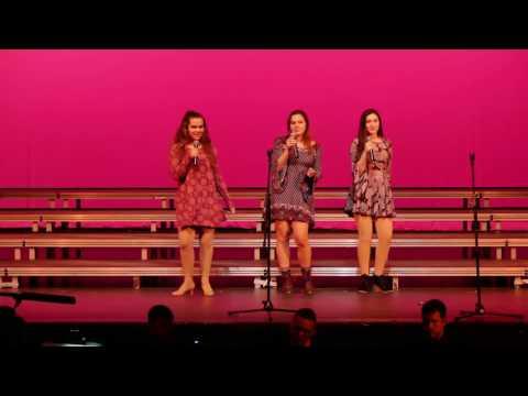Mama I'm a Big Girl Now - Andover Vocal Music - Cabaret - Oct 28, 2016