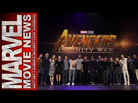 Avengers Assemble At D23, Black Panther in EW & More | Marvel Movie News Ep 139