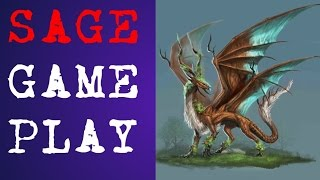 War Dragons Sage GamePlay