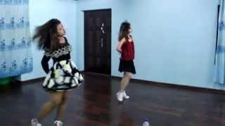 Apink - Luv Dance Cover by THStar & Violet (from Myanmar)