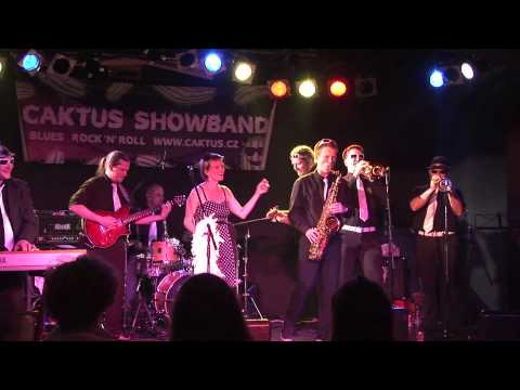 Caktus Showband - Rockin Belly (live in Futurum 2012)