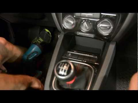 VW MK6 GLI / Jetta Traction Control Button DIY by USP Motorsports
