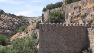 Испания: Толедо - Прогулка по городу(Full HD качество можно скачать здесь: http://yadi.sk/d/HdcxNyV2872sA Видеоролик о достопримечательностях Толедо., 2013-08-20T11:46:11.000Z)