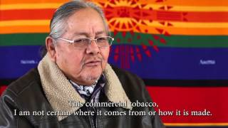 Differences Between Commercial Tobacco and Dził Nát'oh Traditional Mountain Smoke
