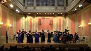 Camerata Alma Viva - E. Grieg - Aus Holbergs Zeit - 1 Präludium