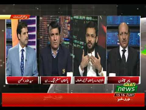 Such Tou Yeh Hai with Anwar ul Hassan - Wednesday 27th November 2019