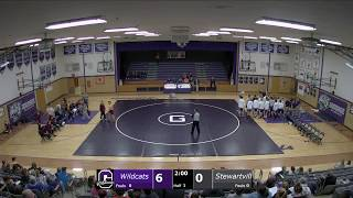 GHS Events Live Stream ~ Goodhue Wrestling vs. Stewartville