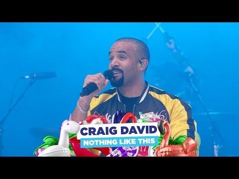 Craig David - 'Nothing Like This' (live at Capital's Summertime Ball 2018)