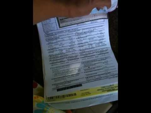 FORM I-130 Application form - YouTube