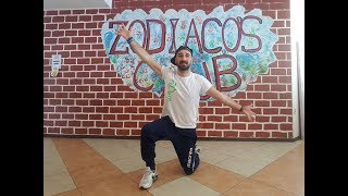 BALLO DI GRUPPO 2018 - Latinos (Tutorial) by Mike&Tony