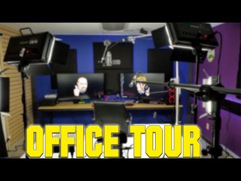 ReviewTechUSA Office Tour!
