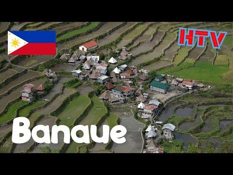 Banaue & Batad rice terraces,Luzon,Philippines