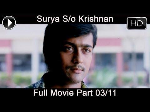 Surya Son of Krishnan Telugu Movie Part 03/11 || Suriya, Sameera Reddy, Simran, Ramya