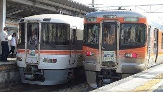 【飯田線80周年アルプス号&飯田線80周年秘境駅号】