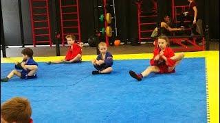 Тренировка по самбо. Самбо дети/Sambo training. Sambo kids