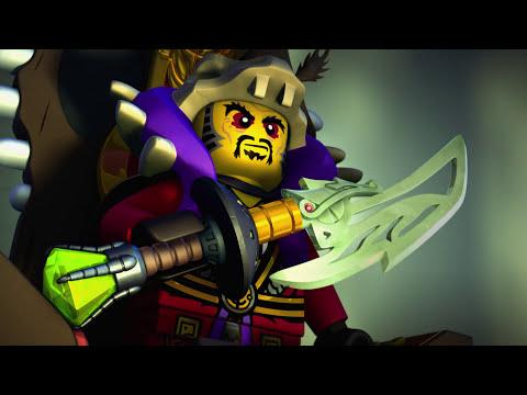 LEGO Ninjago Kötü Adamlar- Usta Chen