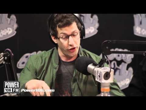 Andy Samberg Freestyle Rap