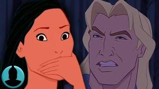 Disney's Dark Secrets About Pocahontas - (Tooned Up S3 E36)