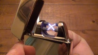 PlazmaticX Rechargable USB Lighter