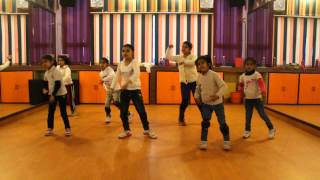 Blue Eyes | Yo Yo Honey Singh | Kids Dance | Step2Step Dance Studio