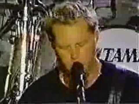 Metallica - Last Caress / So What / Die Die My Darling