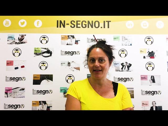 Marina Kovari - Corso Grafica Digitale - 21.06.18