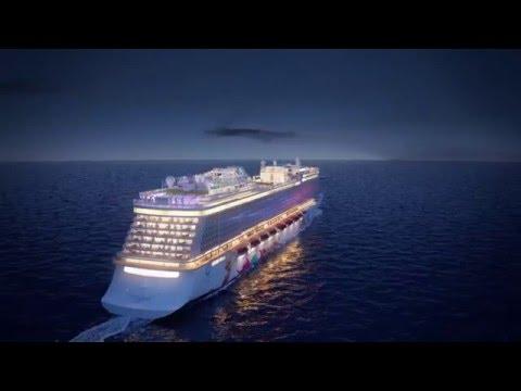 Dream Cruises-Genting Dream