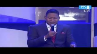 Encounter with Pastor Chris Rev Tom explains